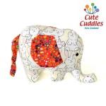 Cute Cuddles Elephant