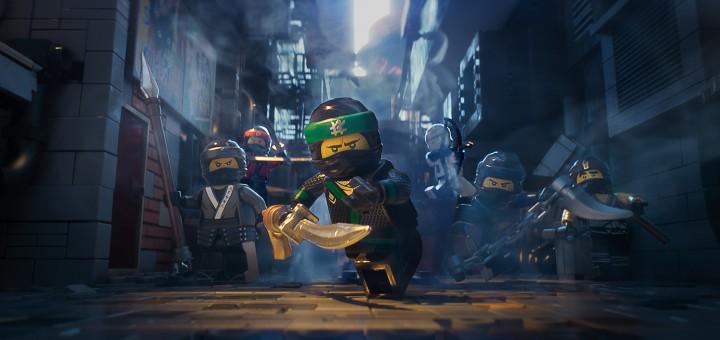 Lego Ninjago Movie INSM