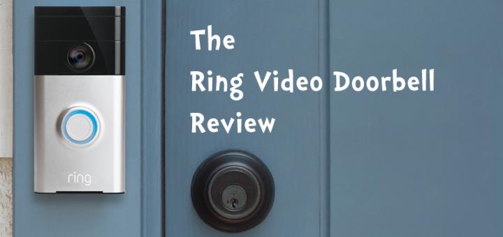Ring Video Doorbell Review INSM